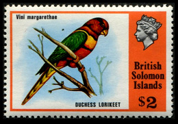 1953 Solomon Islands - British Solomon Islands (...-1978)
