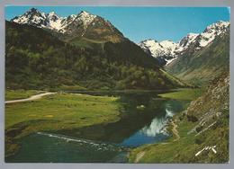 FR.- ARGELES-GAZOST. Le Dévensoir Du Lac D'Estaing. Au Fond, Le Soum De Bassia. Hautes Pyrénées. - Argeles Gazost