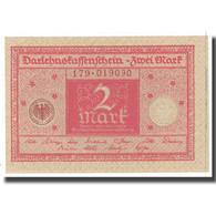 Billet, Allemagne, 2 Mark, 1920, 1920-03-01, KM:59, NEUF - [13] Bundeskassenschein