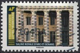France 2019 Oblitéré Used Histoire De Styles Architecture Saline Royale D'Arc Et Senans SU - France