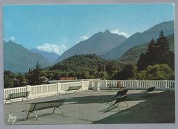 FR.- ARGELES-GAZOST. M BEGUE. La Grande Terrasse Et Le Pic Du Viscos. Hautes Pyrénées. - Argeles Gazost