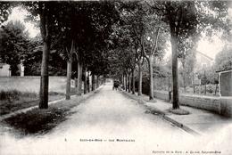 94. VAL DE MARNE - SUCY-EN-BRIE. Rue Montaleau. - Sucy En Brie