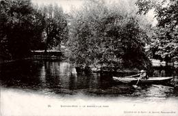 94. VAL DE MARNE - SUCY-EN-BRIE. Le Marais - Le Parc. - Sucy En Brie