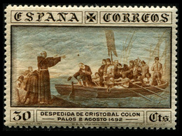 1930 Spain - Unused Stamps
