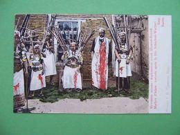 BAKU 1900s Martyrs Of Islam, Religious Ceremony Of SHAHSEY WAHSEY. Russian Postcard. - Azerbaïjan