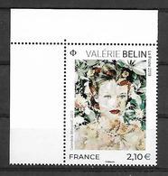 France 2019 - Yv N° 5301 ** - VALÉRIE BELIN  - Calendula (Marigold) - Ongebruikt