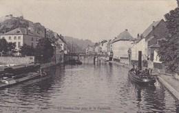 Namur, La Sambre, Vue Prise De La Passerelle (pk56494) - Namur