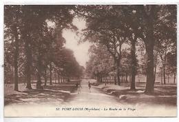 PORT LOUIS - La Route De La Plage - Port Louis