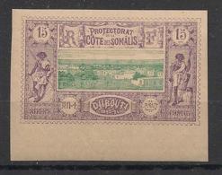 Côte Des Somalis - 1894-1900 - N°Yv. 11 - Djibouti 15c Violet - Neuf Luxe ** / MNH / Postfrisch - Côte Française Des Somalis (1894-1967)
