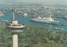 """HAL """"Rotterdam"""", Gelaufen - Paquebots"""
