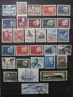 SUECIA 1961- 1970. LOTE DE SELLOS USADOS - USED. - Suecia