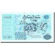 Billet, Algeria, 100 Dinars, 1992, 1992-05-21, KM:134a, SPL+ - Algérie