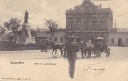 Brussel, Bruxelles, Gare Du Luxembourg (pk56523) - Chemins De Fer, Gares