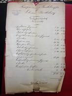 1882-Document Manuscrit Homologation Partage Frais Exécutifs Léon Julien Avoué Ru Paradis/Barthélemy St Julien Marseille - Manuscrits