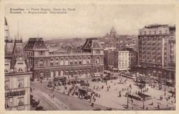 Brussel, Bruxelles, Rogierplaats, Noordstatie (pk56526) - Chemins De Fer, Gares