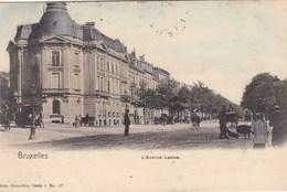 Brussel, Bruxelles, L'Avenue Louise (pk56532) - Avenues, Boulevards