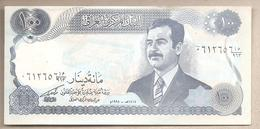 Iraq - Banconota Non Circolata Da 100 Dinari P-84a.2 - 1994 - Iraq