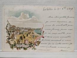 Rare. Souvenir. Les Sables-d'Olonne. 1898 - Sables D'Olonne