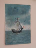 Verkocht Ten Bate Der Missiën / Vendue Au Profit Des Missions () Anno 19?? ( Voir / See Photo ) ! - Missions