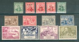 TRINITE ; Colonie Anglaise ; 1913-1949 ; Lot : 02 ; Neuf - Trinidad & Tobago (...-1961)