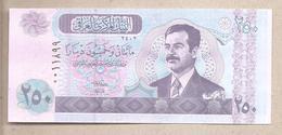 Iraq - Banconota Non Circolata Da 250 Dinari P-88a.1 - 2002 - Iraq