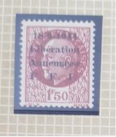 Affaire !!! Timbre Libération Annemasse 1f50 Bersier Cote Mayer 35€ - Liberation