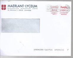 Roodfrankering 0,65 Datum 9.11.16, Met Poststempel 10.11.16 (LA29-75) - Marcofilie - EMA (Print Machine)