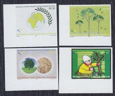 Kosovo 2008 International Earth Day, Imperforated, MNH (**) Michel 98-101 - Kosovo