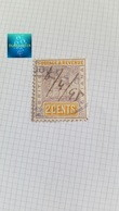 """British Guiana 1889 """" Seal Of Colony Issues Of 1889-1903"""" 2 Guyanese Cent - Brits-Guiana (...-1966)"""