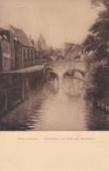 Brugge, Bruges, Le Pont Des Ménétriers (pk56563) - Brugge