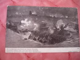 Guerre 14.18 Terrible Duel Artillerie Au Dessus Dixmude - Guerre 1914-18