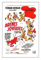 Dubout Arènes Joyeuses Fernand Raynaud - Affiches Sur Carte