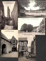 76 - Caudebec-en-Caux - Lot 5 Cartes (voir Scans, Petit Prix) - Caudebec-en-Caux