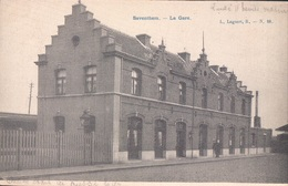 Zaventem Saventhem La Gare Station 1907 - Zaventem