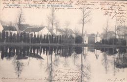 Zaventem Saventhem L'Etang De M. De Munck-Fischbak 1907 - Zaventem