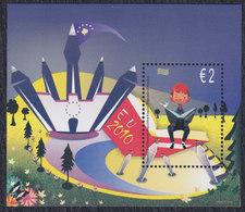 Kosovo 2010 Europa CEPT - Children's Books, Block, Perforation 14¼, MNH (**) Michel 157 C - Kosovo