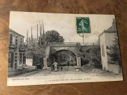 281/ LA ROCHE SUR YON RUE DES SABLES LE PONT - La Roche Sur Yon