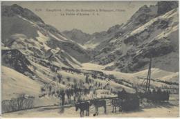CPA Dept 05 Valle D'ARSINE Tampon Militaire Uriage - France