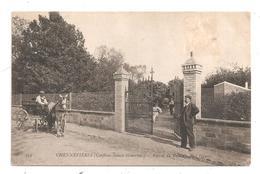 Chennevières-Entrée Du Parc De Bois Fleuris-(C.9823) - Other Municipalities