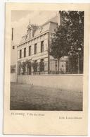 FLOBECQ  -  Villa Des Roses.Oblitération Tournai Et Flobech 1908. Edt. Lison-Dherte - Flobecq - Vloesberg