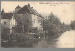 CPA 70 - Scey Sur Saône - Vue Sur La Saône En Amont Du Grand Pont - Unclassified