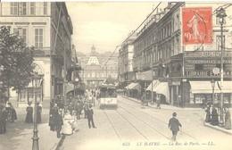 Le Havre - La Rue De Paris - Andere
