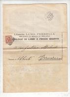 ITALIA 1903 - Catalogo  Libri PERRELLA LUIGI - Temas