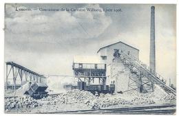 LESSINES - Concasseur De La Carrière Willocq, 1 Juin 1908. - Lessines