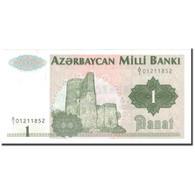 Billet, Azerbaïdjan, 1 Manat, KM:11, NEUF - Azerbeidzjan