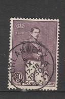 COB 302 Oblitération Centrale MORLANWELZ - Used Stamps