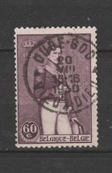 COB 302 Oblitération Centrale OEDE-GOD - VIEUX-DIEU - Used Stamps