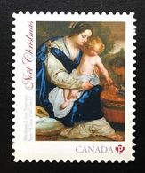 CANADA  2014, DIE CUT  88#2797i, CHRISTMAS: MADONNA  & CHILD          MNH - Sellos (solo)
