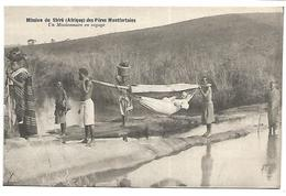 MALAWI - Mission Du Shiré Des Pères Montfortains - Un Missionnaire En Voyage - Malawi