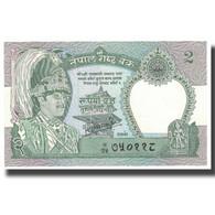 Billet, Népal, 2 Rupees, KM:29b, SPL - Népal